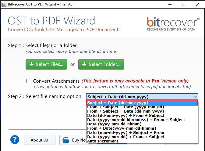Know How to Convert OST File to PDF Using Simple Method